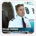 LAS chief pilot Dylan Thomas explains why drones can pose a threat in the skies on CBC National News