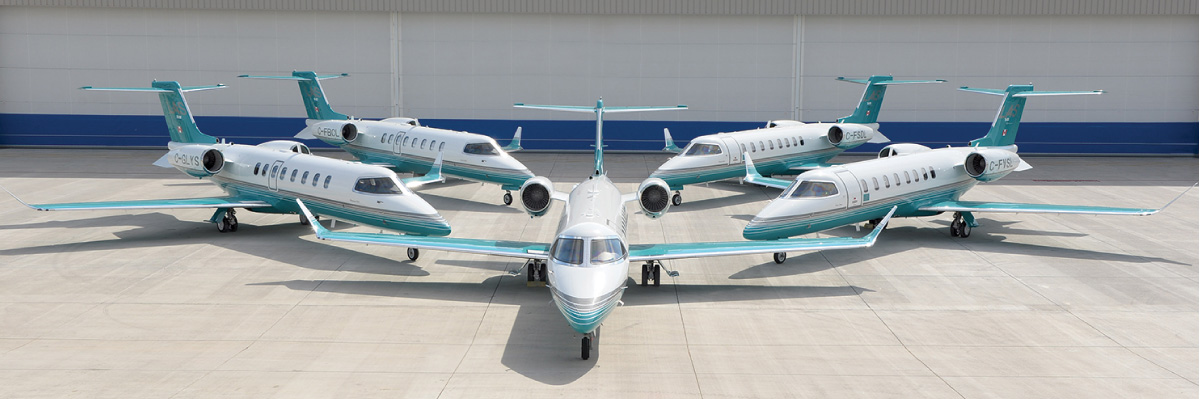 our aircraft fleet london air services